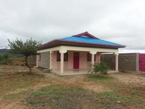 Community clinic.