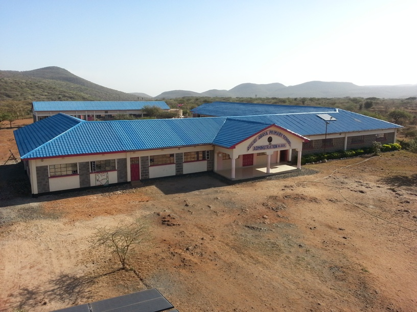 The school now has 9 classrooms.