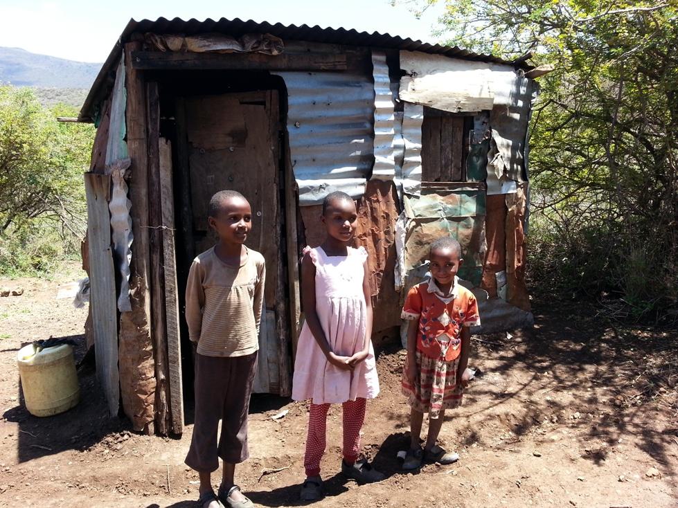 Sponsor child's home