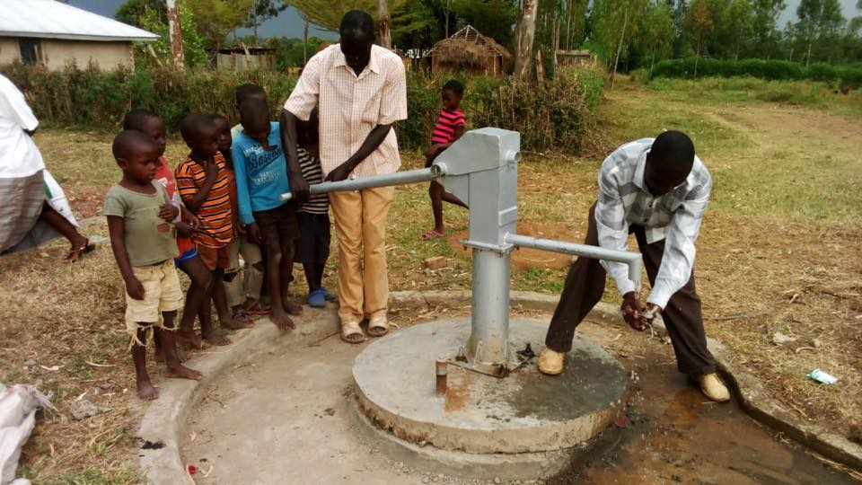 pump repair -Siaya county