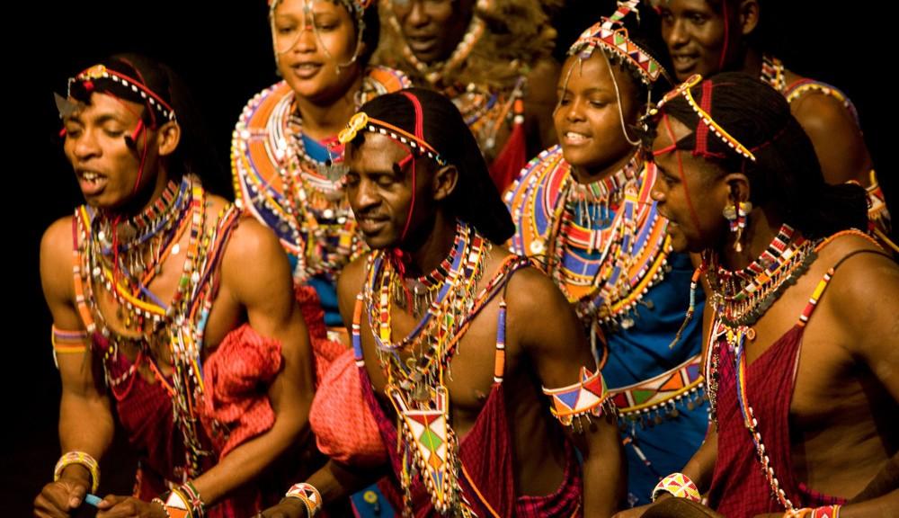 The Osiligi Maasai Warriors